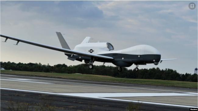 无人机对决:美加强监视 中国购买自杀式无人机