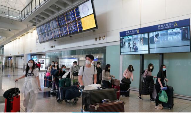 好消息!中国留学生家属也可直飞美国了