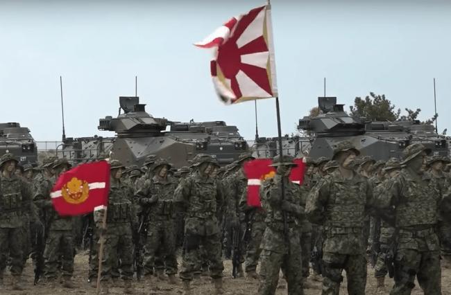 日本自卫队成立两栖快速部署旅.png