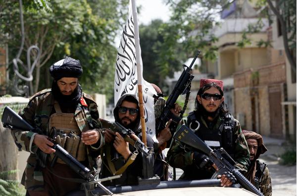 """12岁女童也不放过 塔利班组成""""穆斯林性侵团"""""""