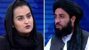 专访完塔利班后 阿富汗女记者逃离