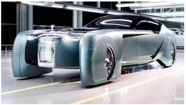 """劳斯莱斯9月29日发布其期待已久""""的新型电动车"""