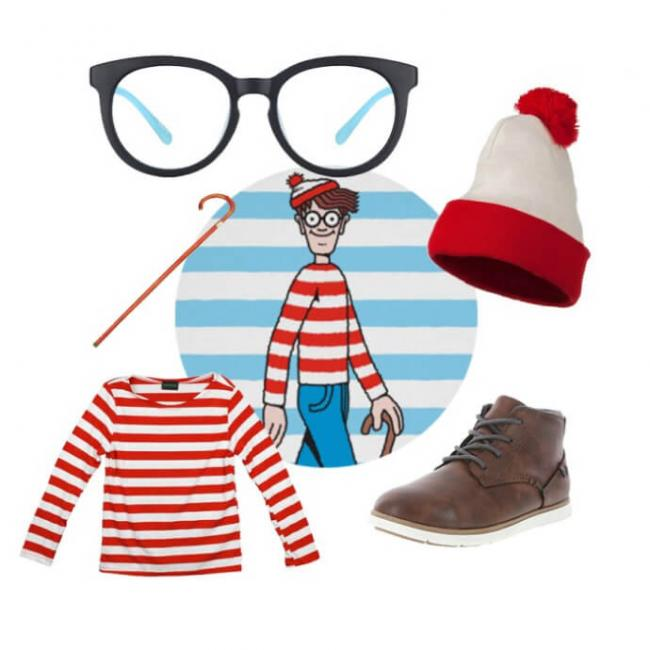 Zenni 圆形款黑色儿童眼镜