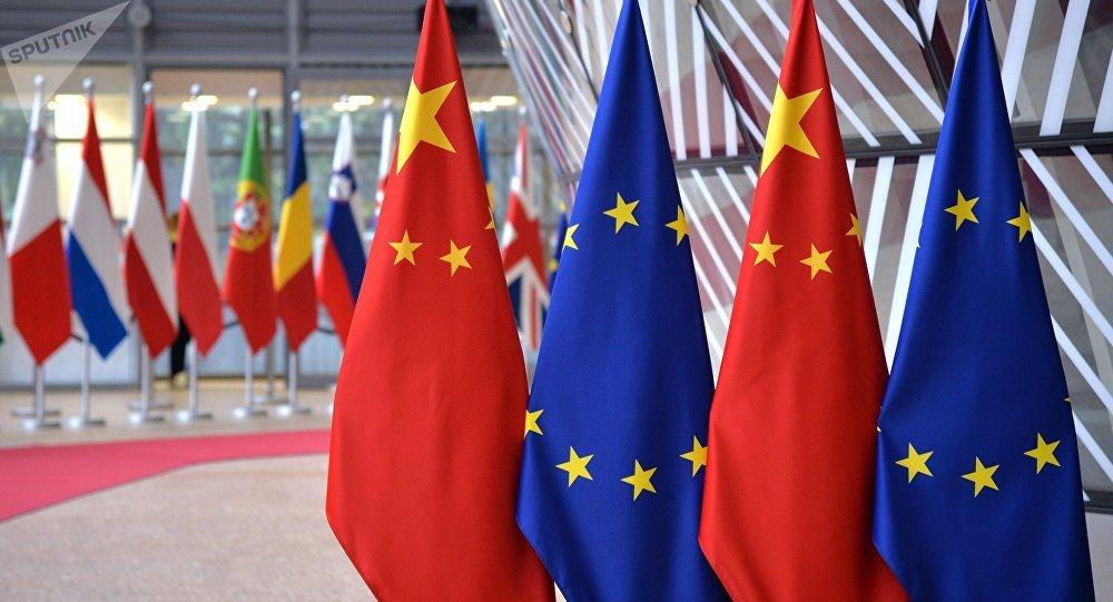 欧盟与中国的联合声明表明中国处于强势地位- 俄罗斯卫星通讯社