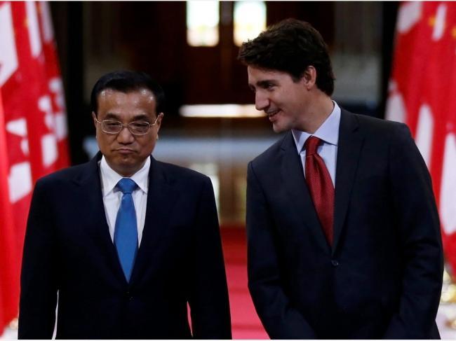 加拿大同意返还中国贪官的巨额赃款