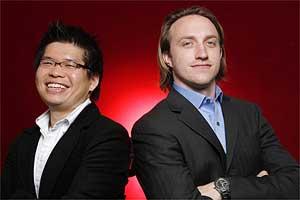YouTube创始人陈士骏:年轻人要敢于尝试新事物