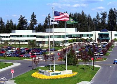 (图文)微软宣布  开发中心落户温哥华