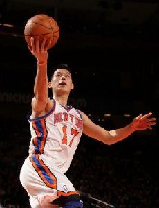 林书豪爆了 NBA华裔球员拯救纽约尼克斯
