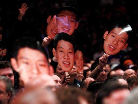 NBA主席看林书豪:史上最大摇钱树