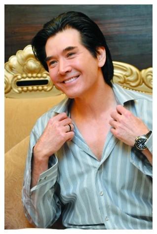费翔称最想和杨幂偷情 让刘恺威情何以堪?