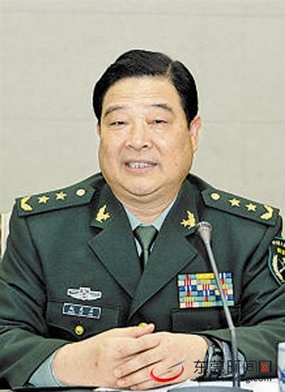 赵克石、张又侠两位上将 都是习近平的人