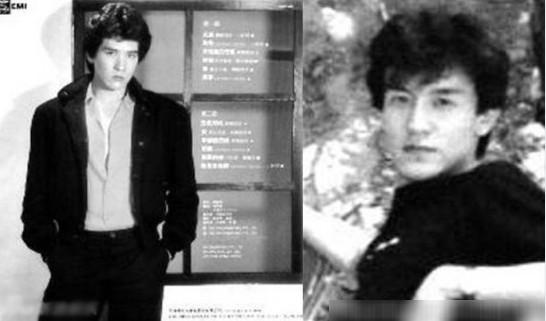李咏19岁青涩旧照 英俊似费翔(组图)