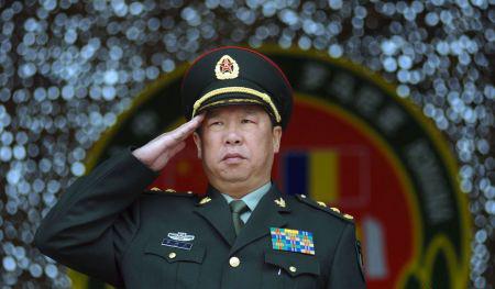 七大军区高层调整完成 习命李作成掌成都军区