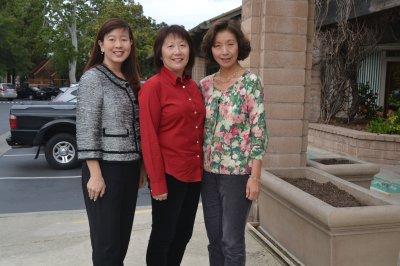 SCA5修正案 三位女华裔学区委员力拼双赢