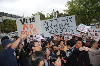 加州SCA5拟卷土重来 提案人称不放弃