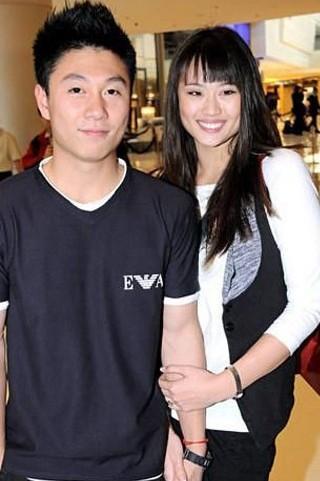 李小鹏娇妻为体操名将之女 14岁一见钟情