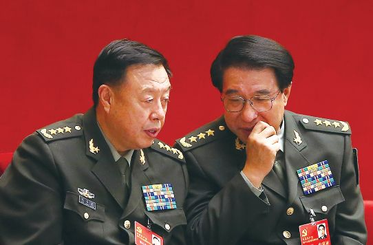 军中盛传 范长龙房峰辉常万全策划政变 - 万维读者网