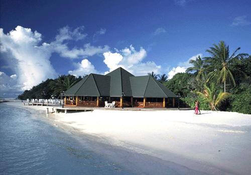 """马尔代夫:""""一岛一世界"""""""