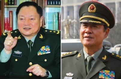 刘源张又侠  有望晋升中央军委副主席