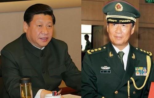 张又侠升军委副主席 刘源基本没戏