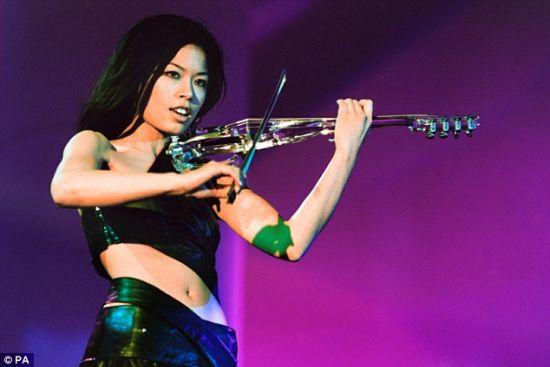 华裔小提琴家陈美操纵冬奥资格赛:禁赛