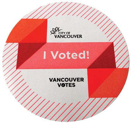 2014年大温市选今日投票   55名华裔参选