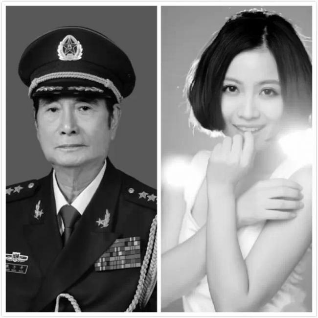 姚贝娜去世 为何扯上了军委副主席?