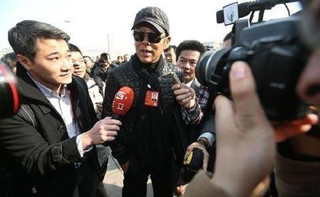 陈道明谈娱乐圈明星涉毒:他是吃饱撑得