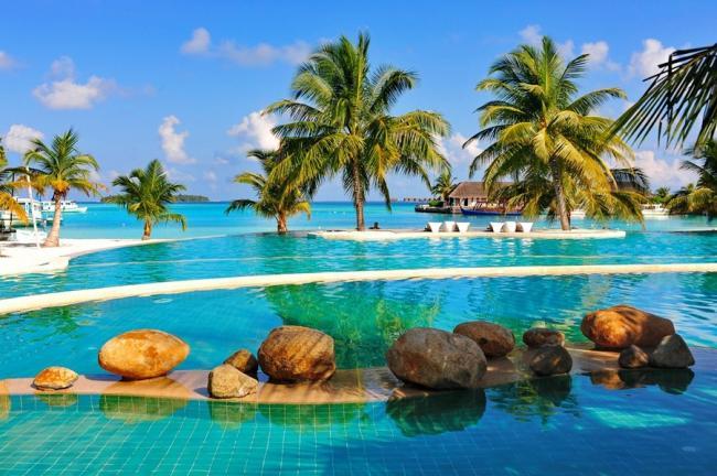 马尔代夫:即将消失的天堂