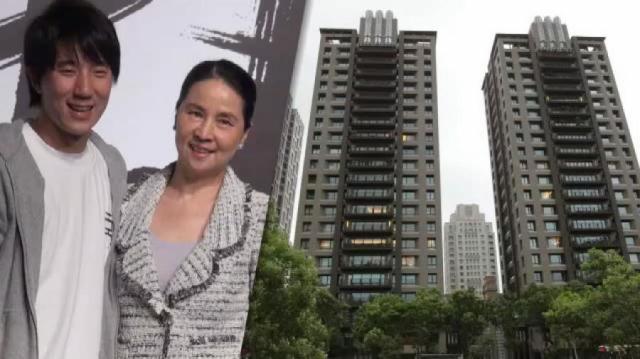 房祖名台北陪林凤娇 飓风夜巡2.7亿豪宅