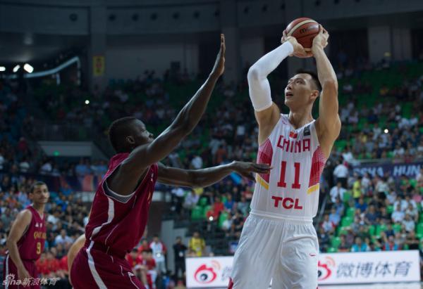 6连胜 中国男篮挺进亚锦赛八强