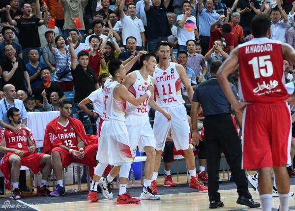 中国成功复仇伊朗   昂首拼进决赛