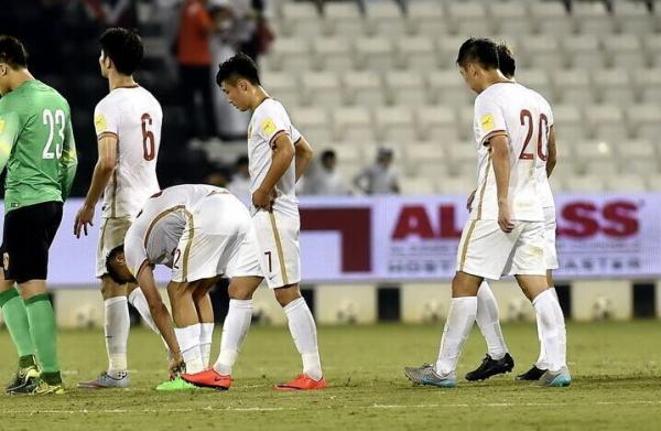 世界杯夺冠赔率榜   中国队彻底消失