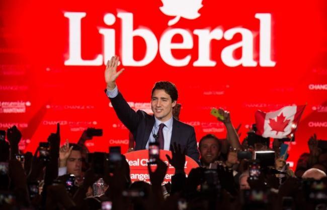 大选变天 加拿大总理换人