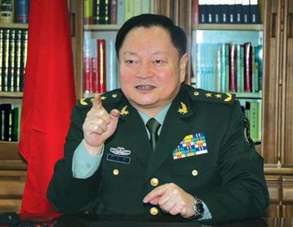 刘源基本没戏    张又侠或升军委副主席