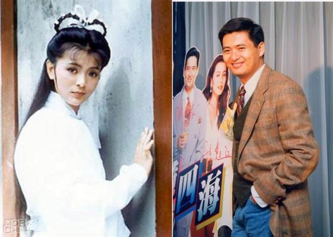 """""""小龙女""""陈玉莲 揭与周润发分手真相"""