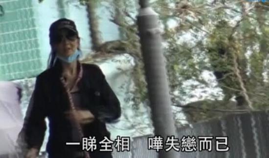 张曼玉失小15岁男友爱情滋润面容憔悴