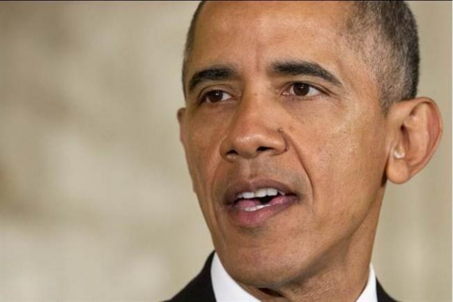 奥巴马定调 加州枪击案为恐怖攻击