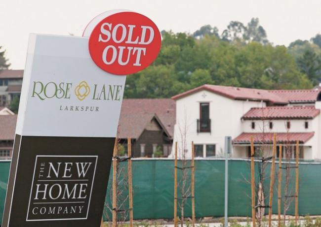 美国房价重回峰顶 四大城市创新高