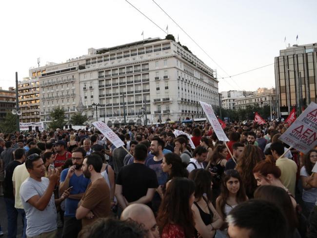 五大危机逼近欧洲 谨防希腊这颗炸弹