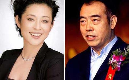 为移民的事 倪萍陈凯歌同居5年又被扒