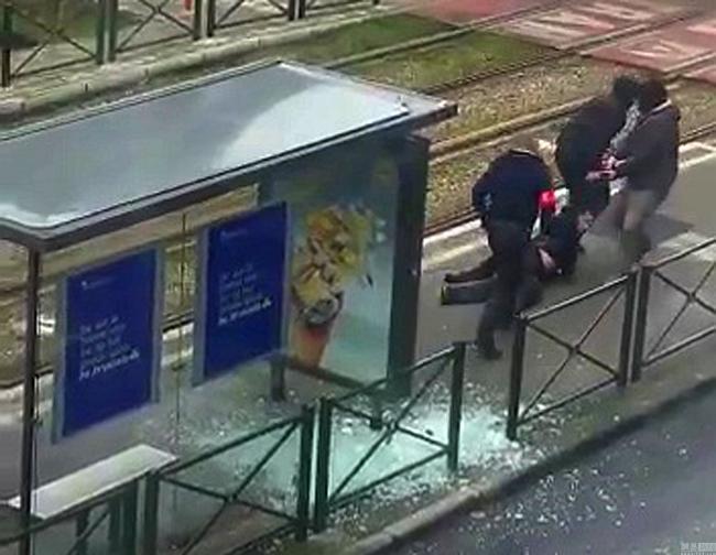 布鲁塞尔全城大搜查  已逮捕7人