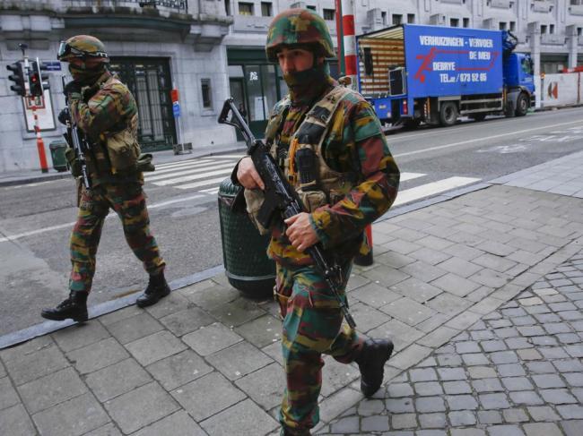 比利时恐袭元凶露面 法网一步步收紧