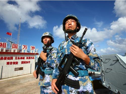 范长龙亮相 成解放军接手南海的里程碑