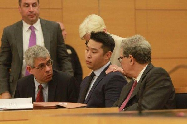 梁彼得拼无罪上诉 估计需要个月