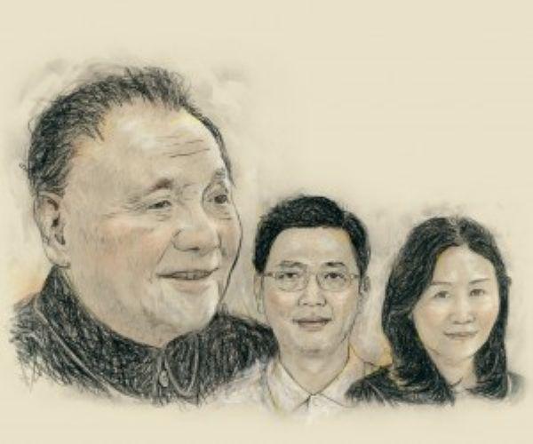 邓外甥女及贾庆林女婿在巴拿马文件细节曝光