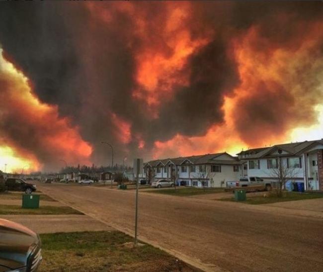 大火重创加拿大    加元势必再度贬值