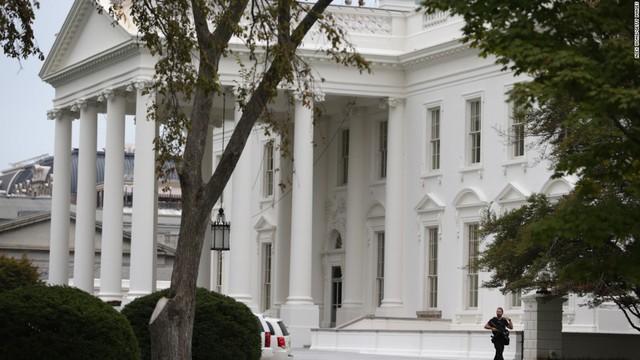 下午白宫惊传枪击紧急封锁 1人中枪