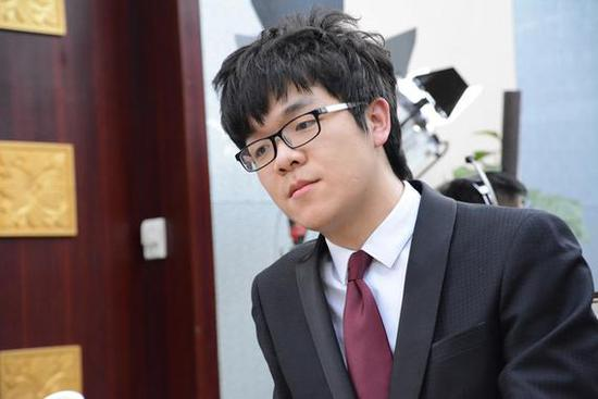 柯洁年内将挑战AlphaGo?
