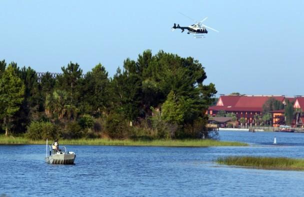 美国当局:遭鳄鱼拖入湖失踪幼童已死